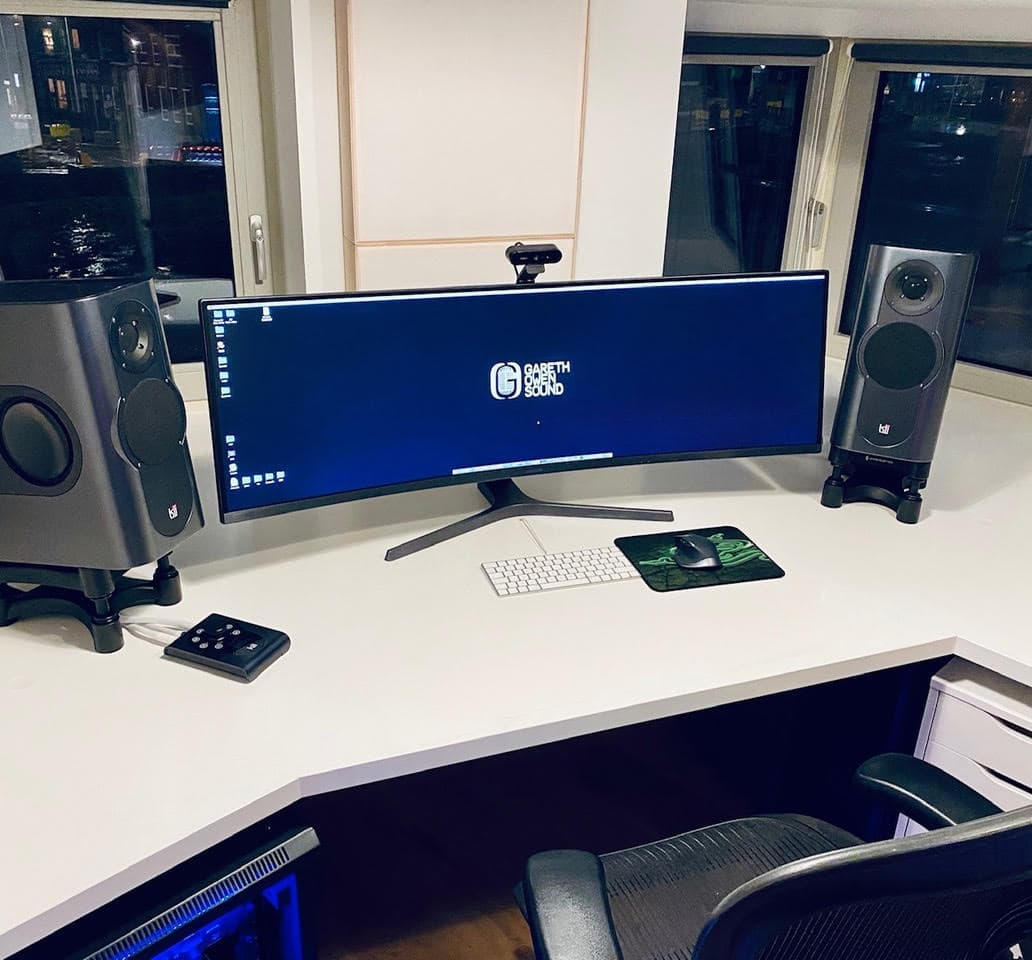 Sound designer's setup powers a home office and AV wonderland [Setups] | Cult of Mac
