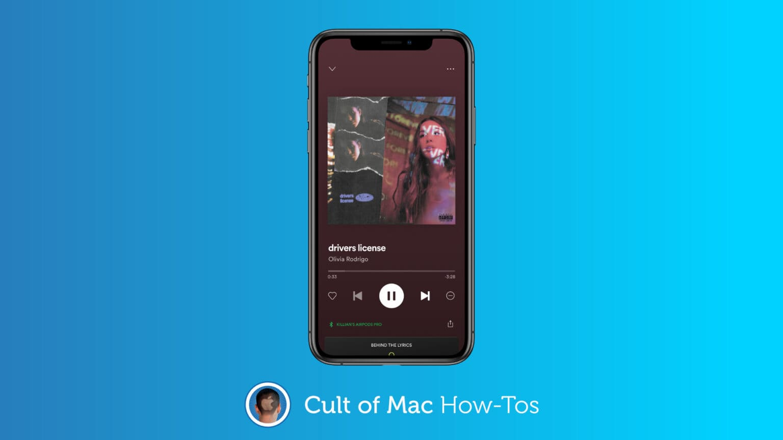Set your default music player in iOS