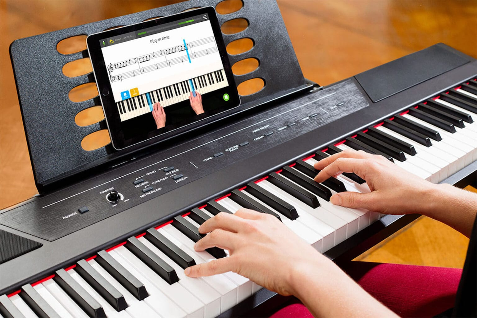 This AI powered app will help you learn and master the piano