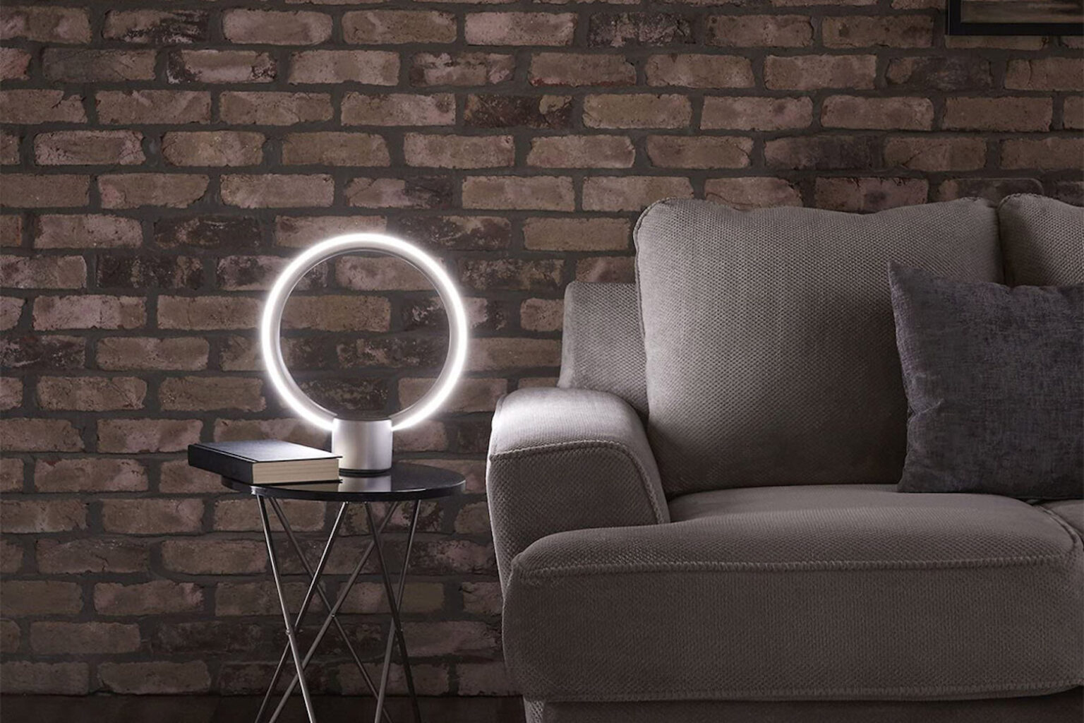 This smart light has the features and functionality of Amazon Alexa