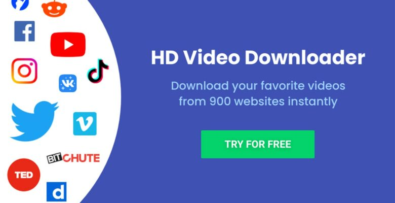 This easy-to-use Mac app SnapDownloader lets you quickly download and trim videos from your favorite websites.