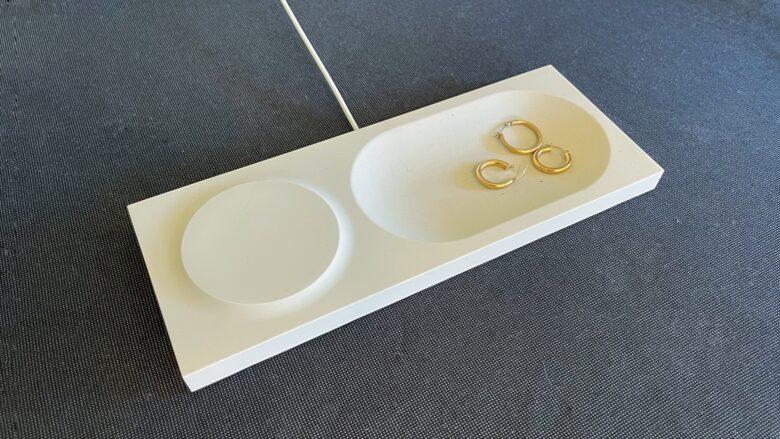 Elago MagSafe-compatible charging tray beautifully organizes your desk