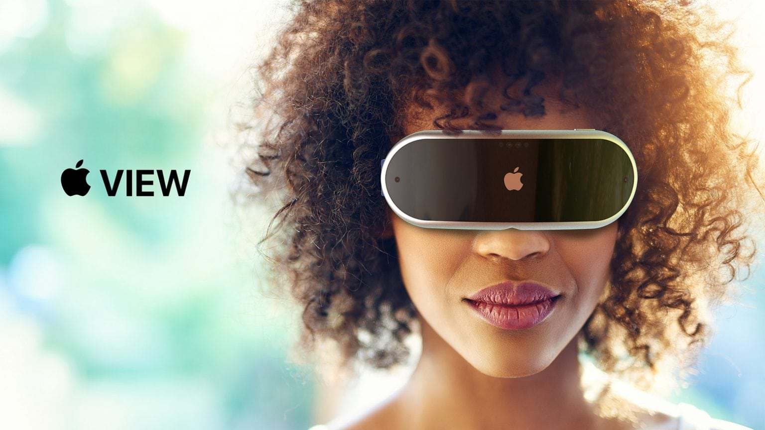 This Apple VR headset concept
