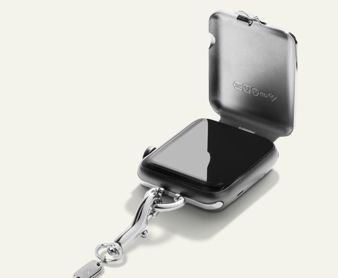 Bucardo Pocket Watch for Apple Watch