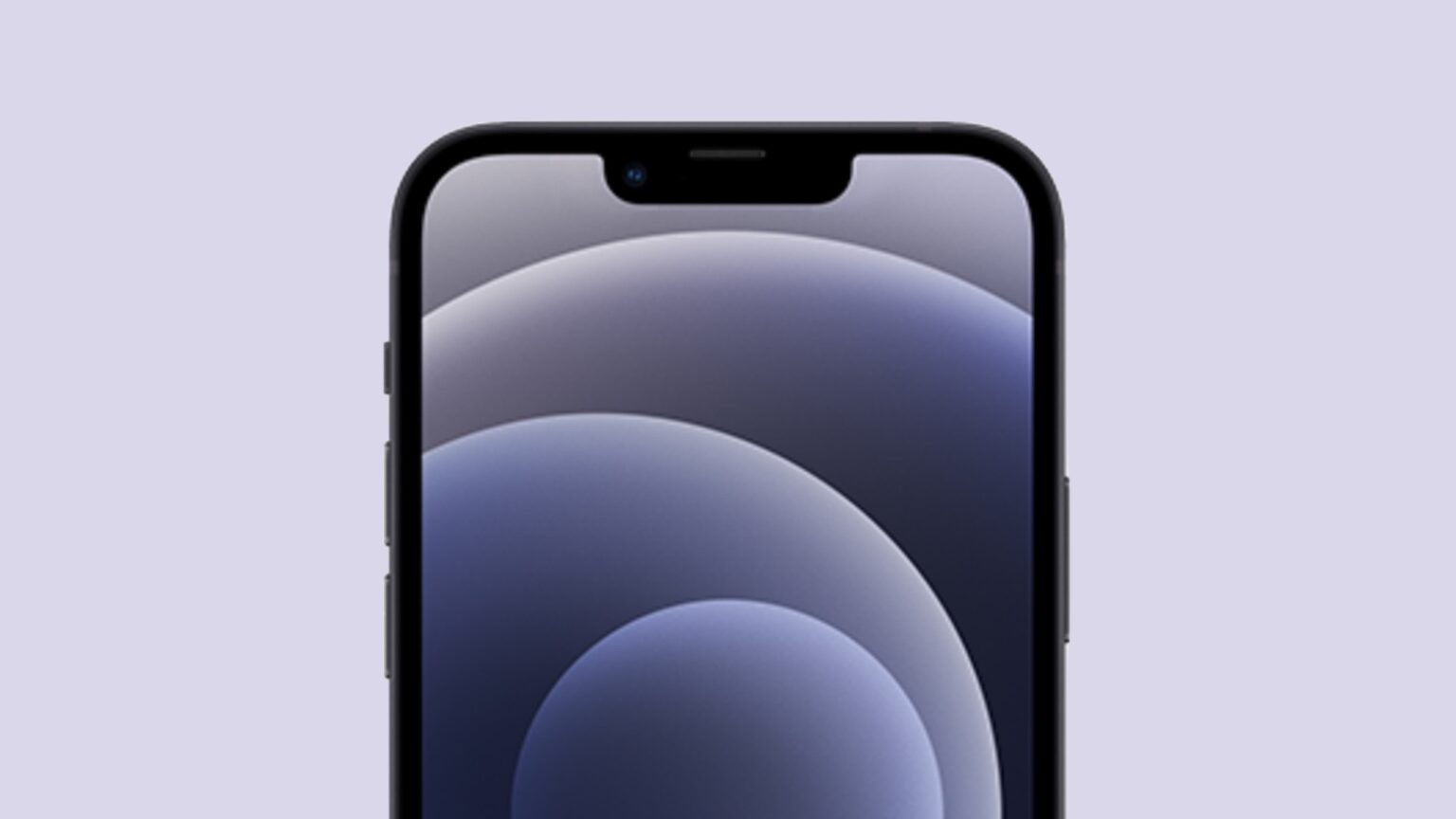 This concept image shows how the iPhone 13 notch might shrink.