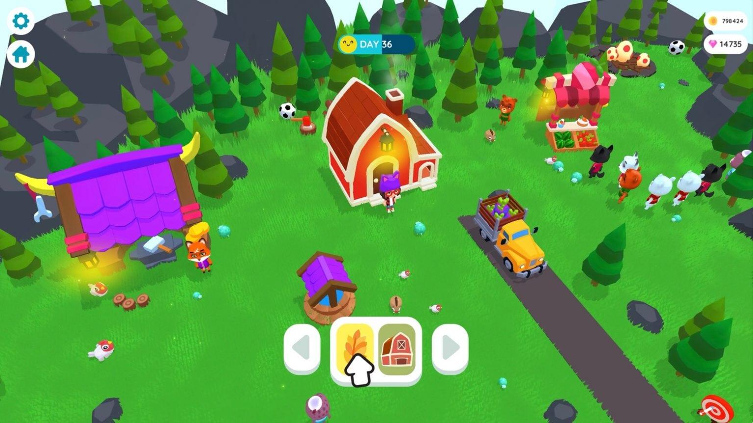 'Farm It!' debuted Friday on Apple Arcade