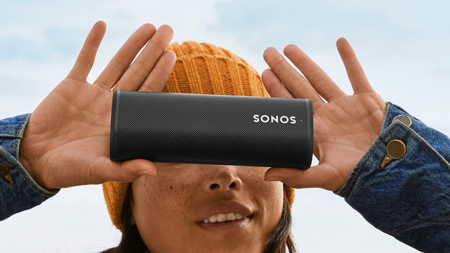 Pint-size Sonos Roam speaker goes anywhere your iPhone does