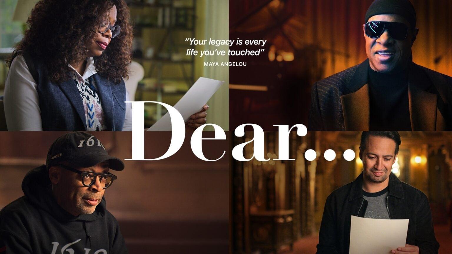 'Dear…' season two was green lit by Apple TV+