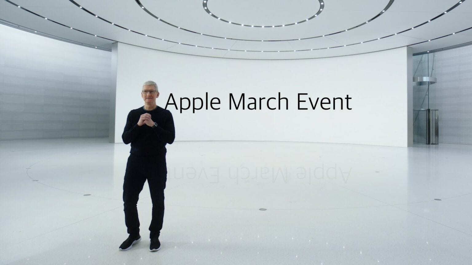 The Apple March event is almost here.