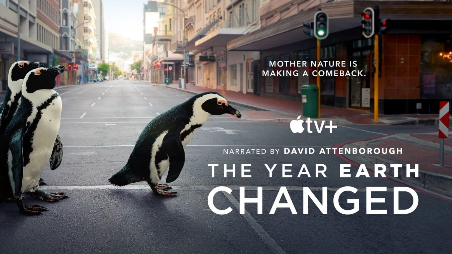 ' The Year Earth Changed' premieres on Apple TV+ on April 15, 2021.