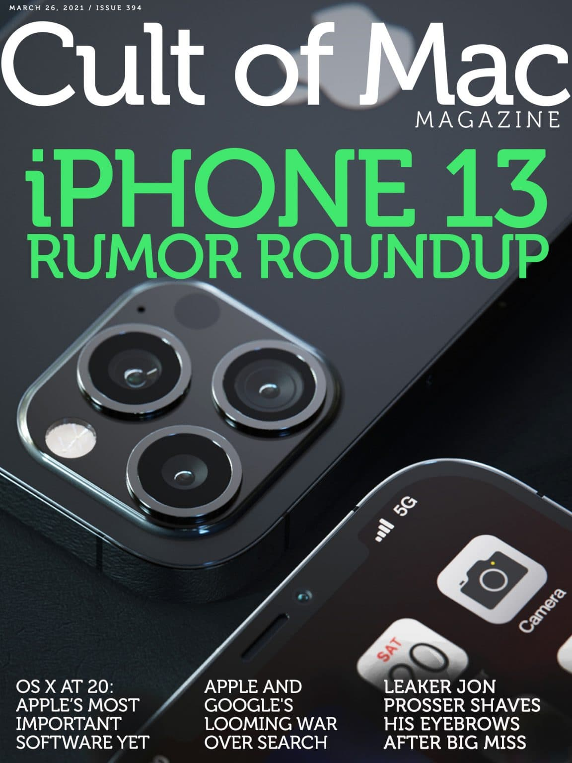 iPhone 13 rumor roundup: Here's what we know so far.