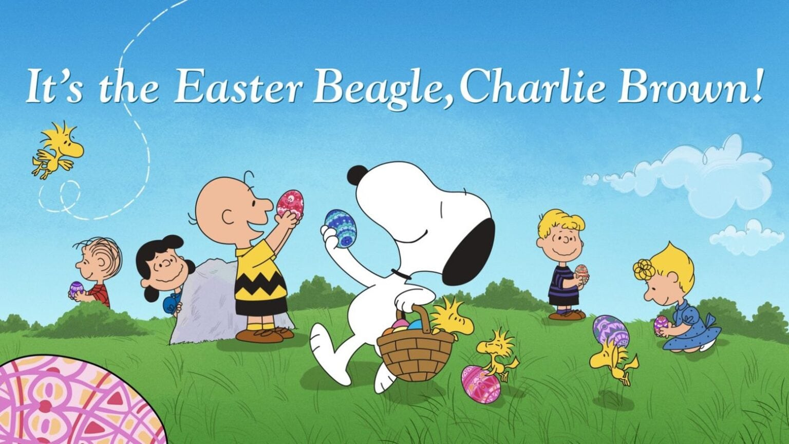 'Peanuts' Easter Beagle about to deliver colorful fun to Apple TV+