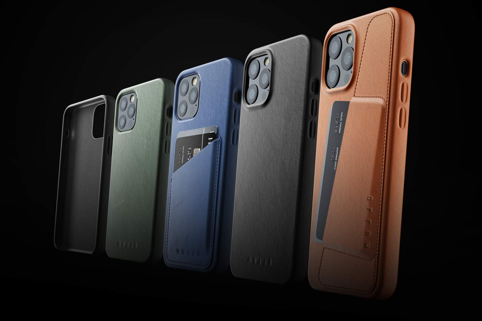 Mujjo iPhone case giveaway: Mujjo cases are some of the finest leather cases to ever cradle an iPhone.
