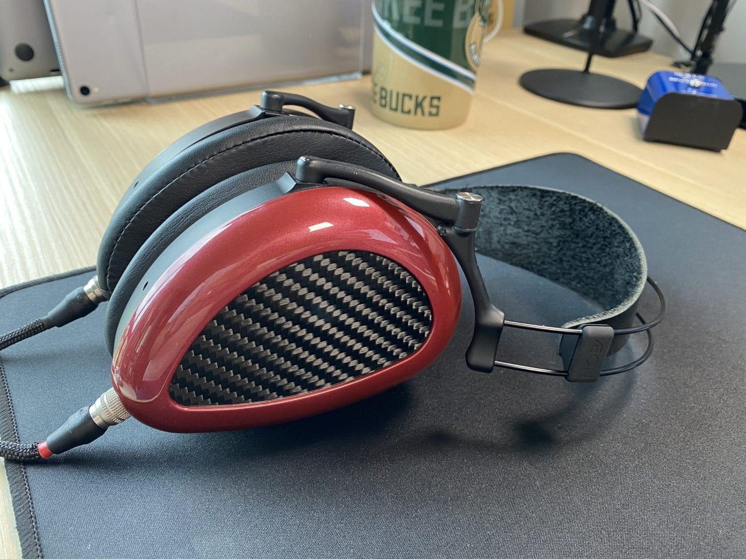 Thompson recommends Dan Clark Audio AEON Flow 2 Closed Headphones.