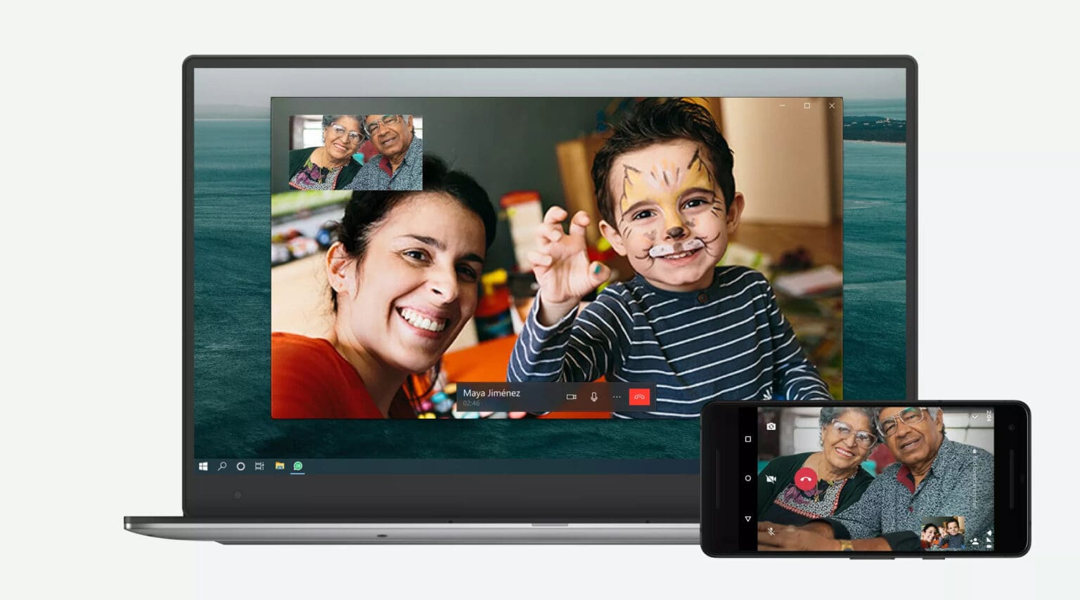 WhatsApp voice and video calling comes to desktop