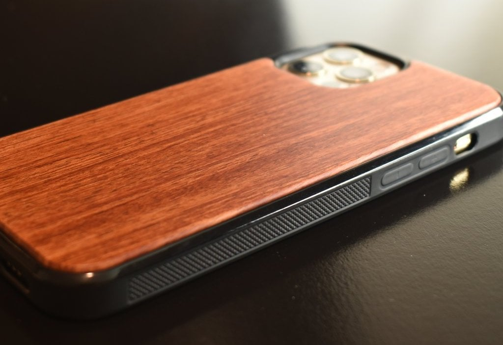 Limited77 wood case for iPhone