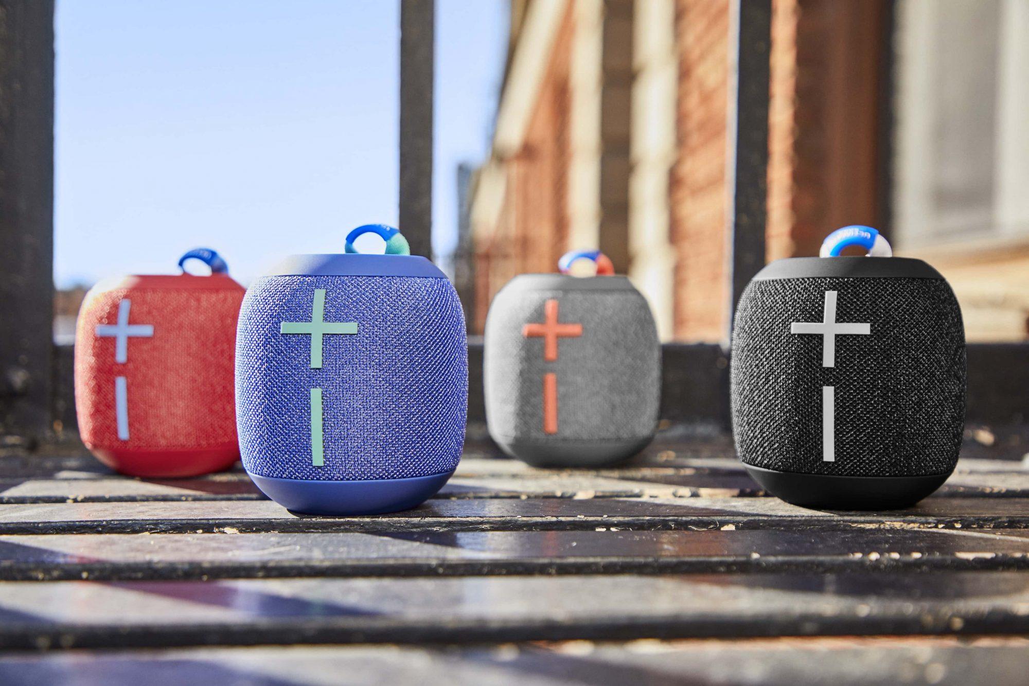 Wonderboom 2 speaker lineup
