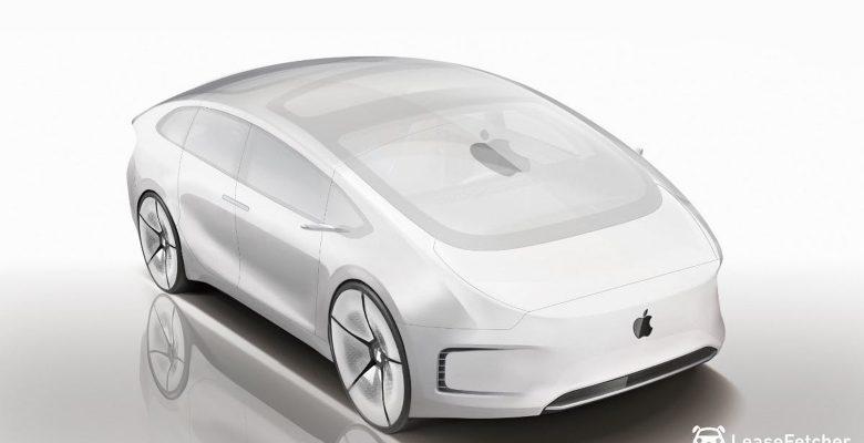 Apple Car: Hyundai Ioniq Electric x Apple Mouse