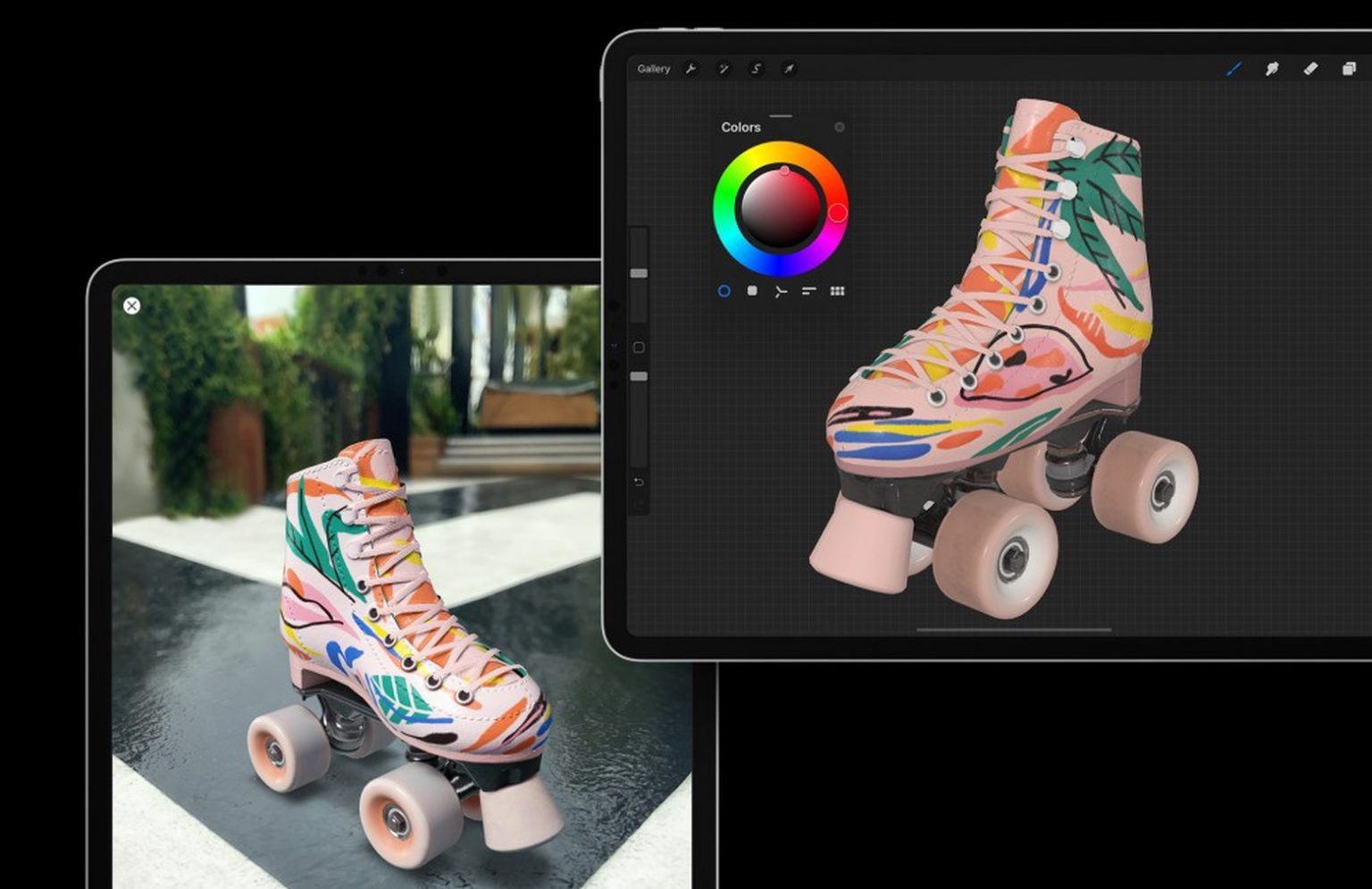 """Procreate 5.2 is """"coming soon"""" according to Savage Interactive."""