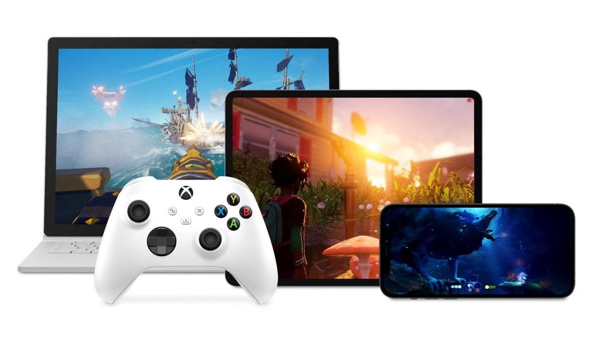 Xbox Cloud Gaming for iPad and iPhone
