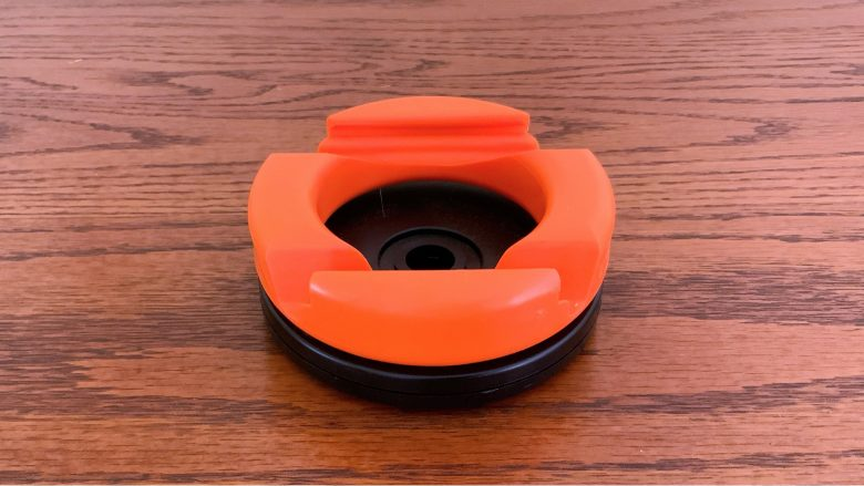 GoDonut 360 is identical to the original except for the add-on spinner.