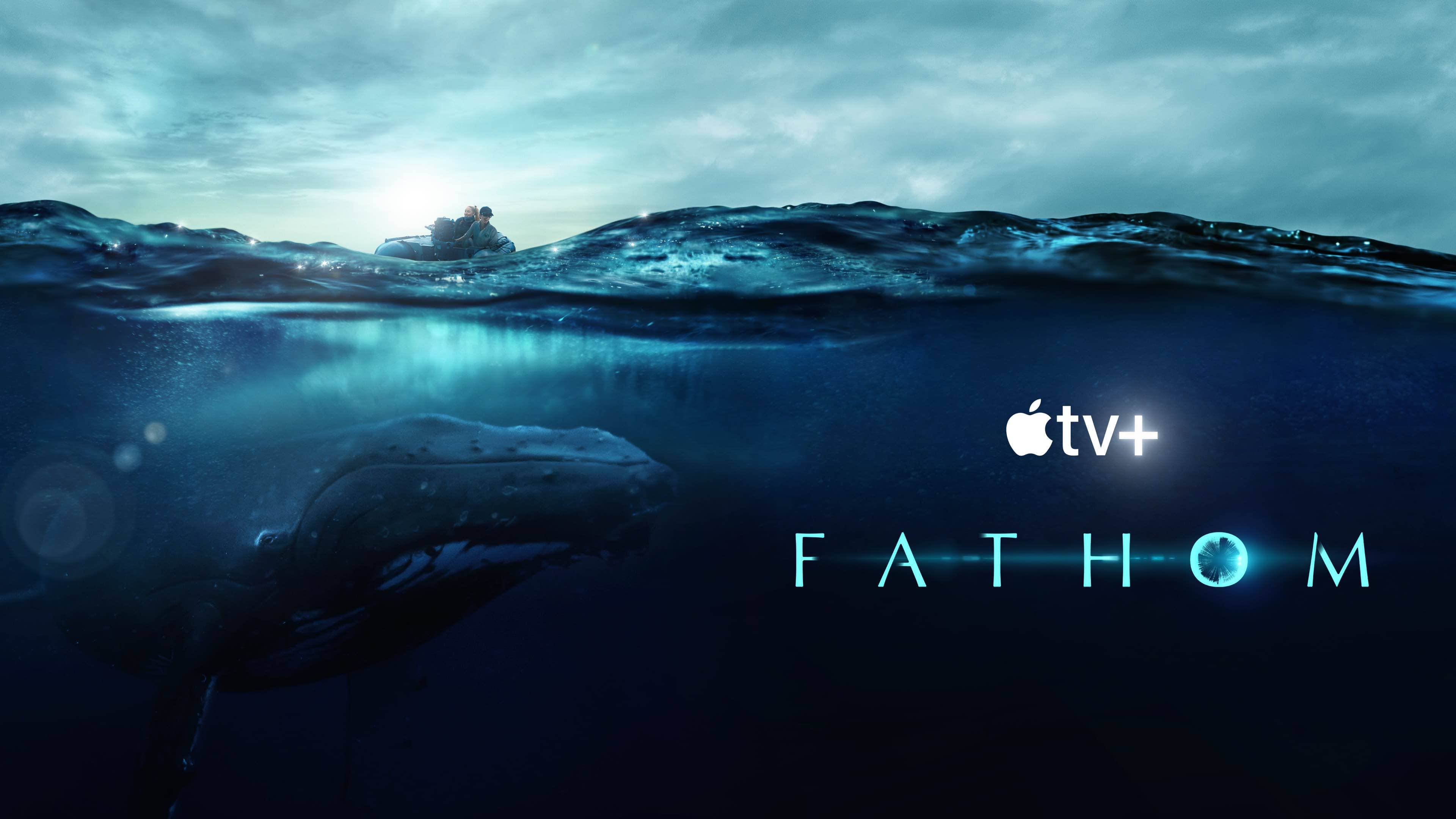 Fathom review: The documentary about humpback whale songs takes Apple TV+ to new depths ... in a good way.
