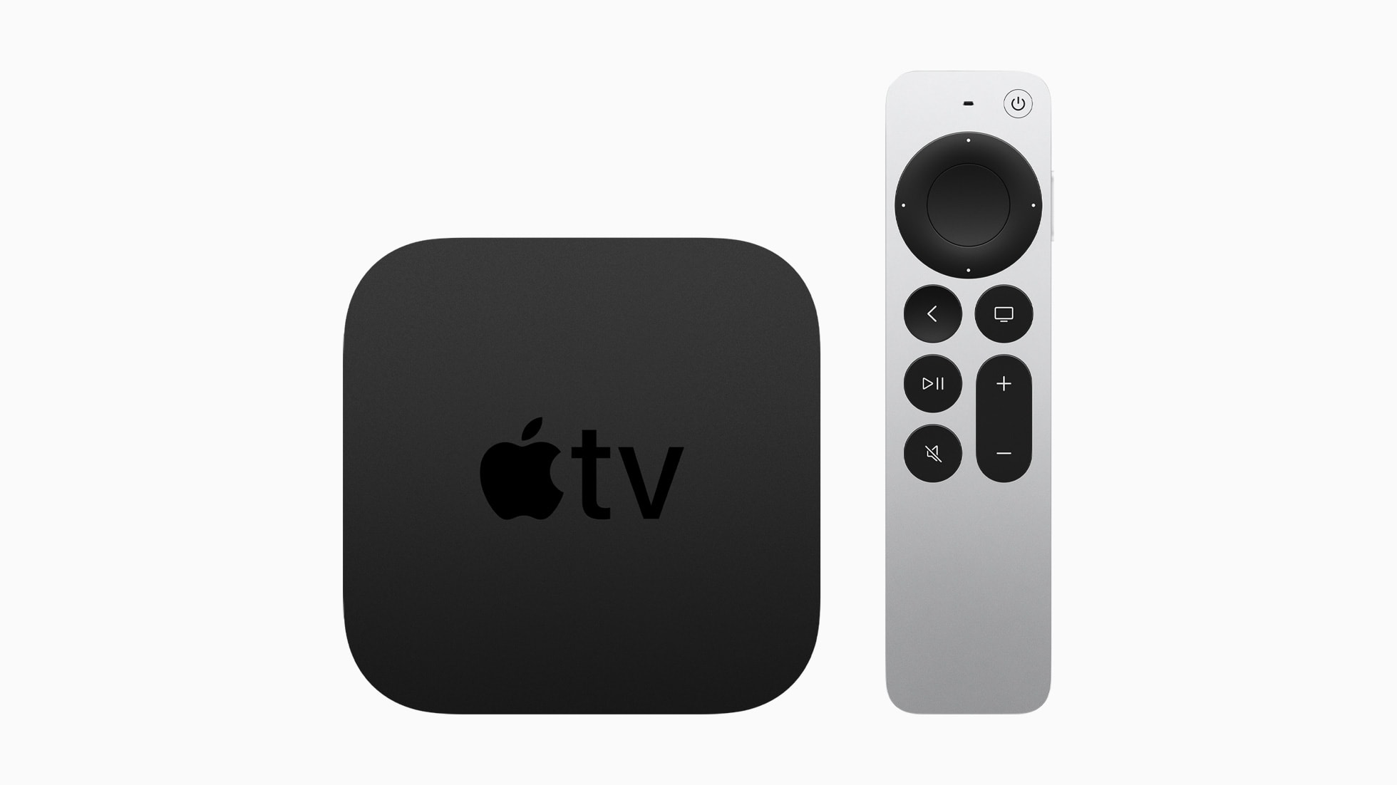 Apple's new Apple TV 4K with redesigned Siri Remote