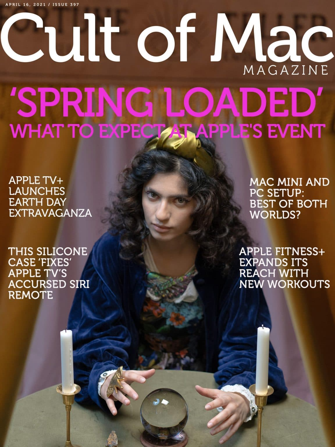 Apple Spring Loaded event predictions: Let's bust out the crystal ball.