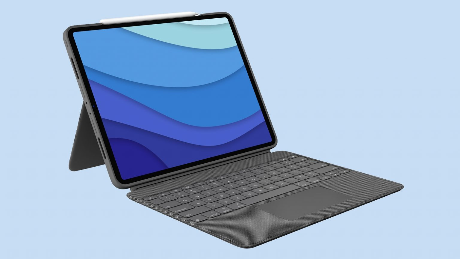 Logitech Combo Touch supports the 2021 iPad Pro