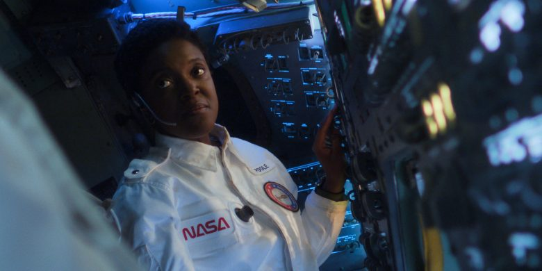 For All Mankind review: Astronaut Danielle Poole (Krys Marshall) stands strong.