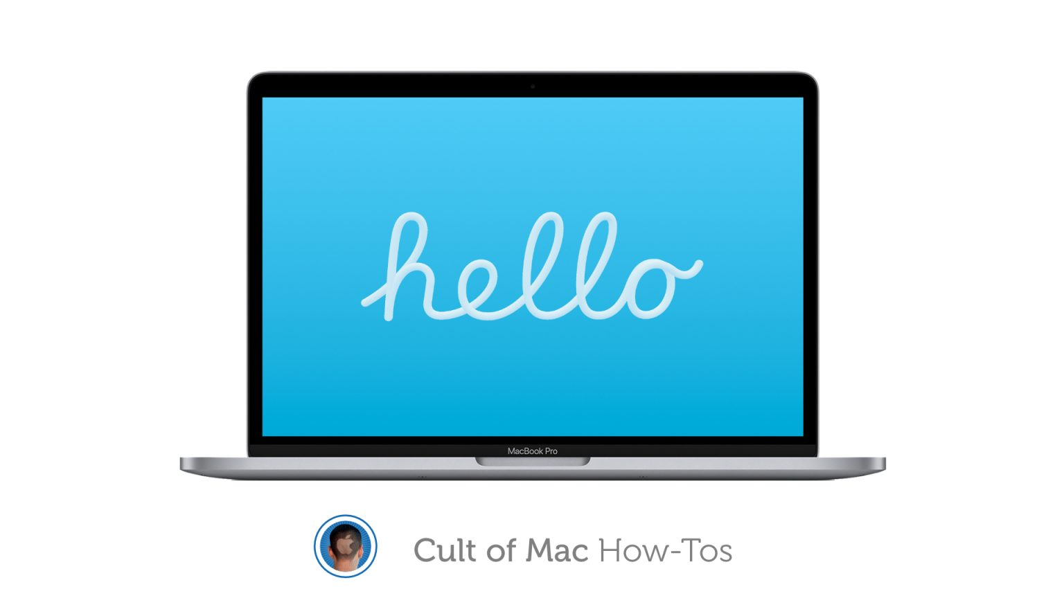 Enable M1 Mac's hello screen saver