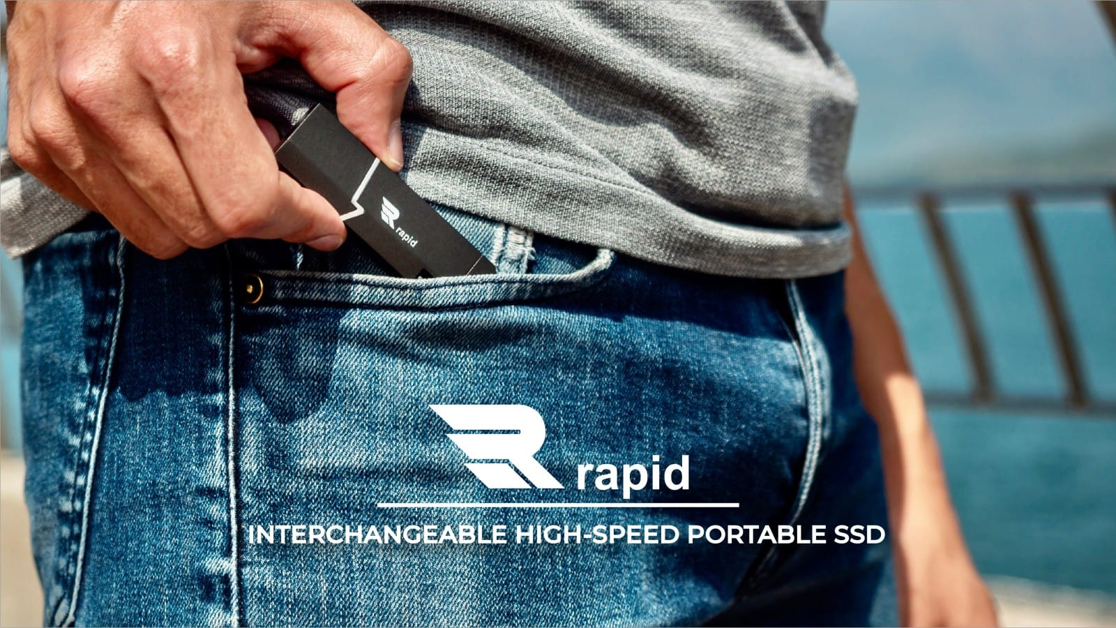Rapid SSD puts up to 2TB in your pocket