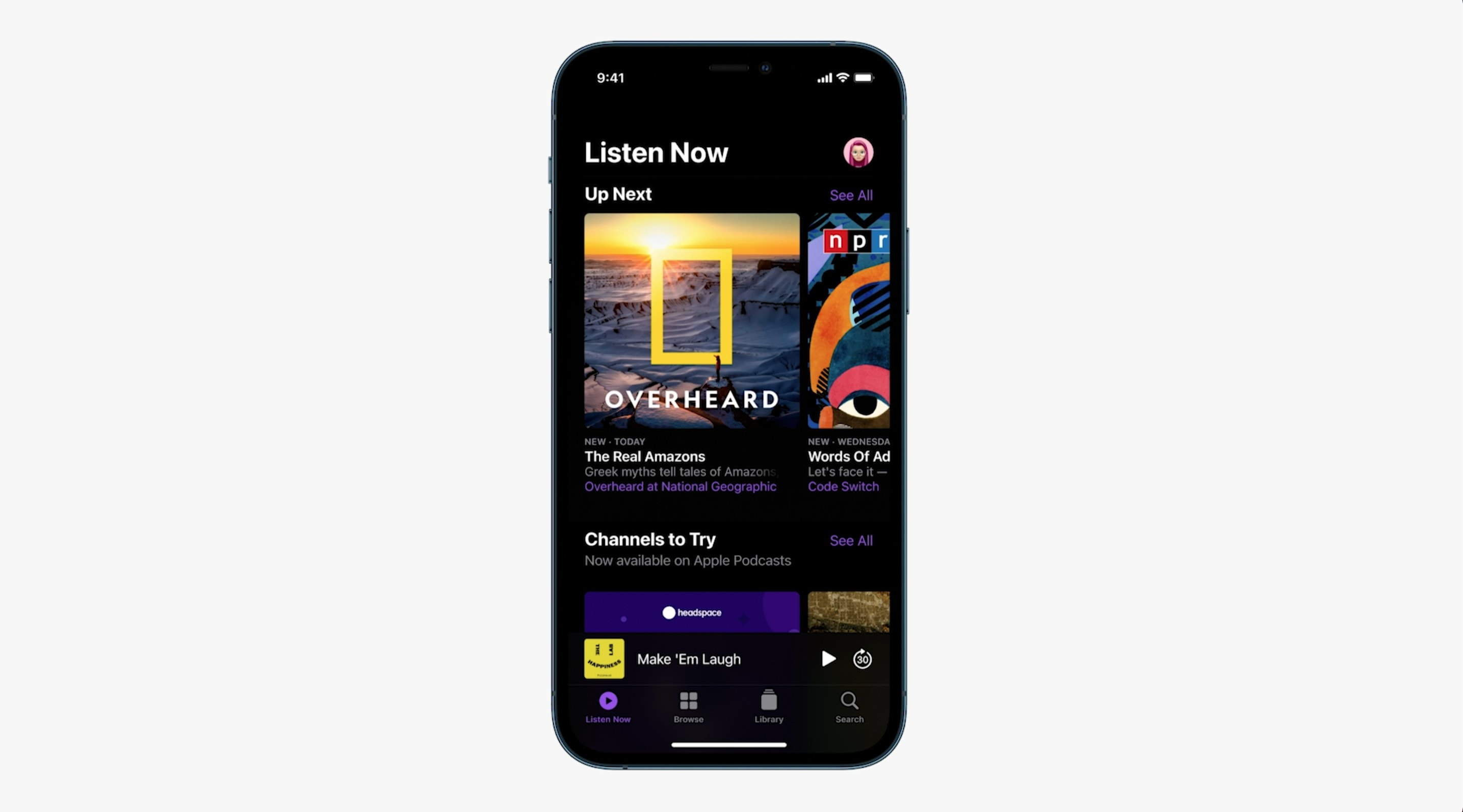 Apple's new Podcasts app looks great, and podcasters can now charge subscriptions