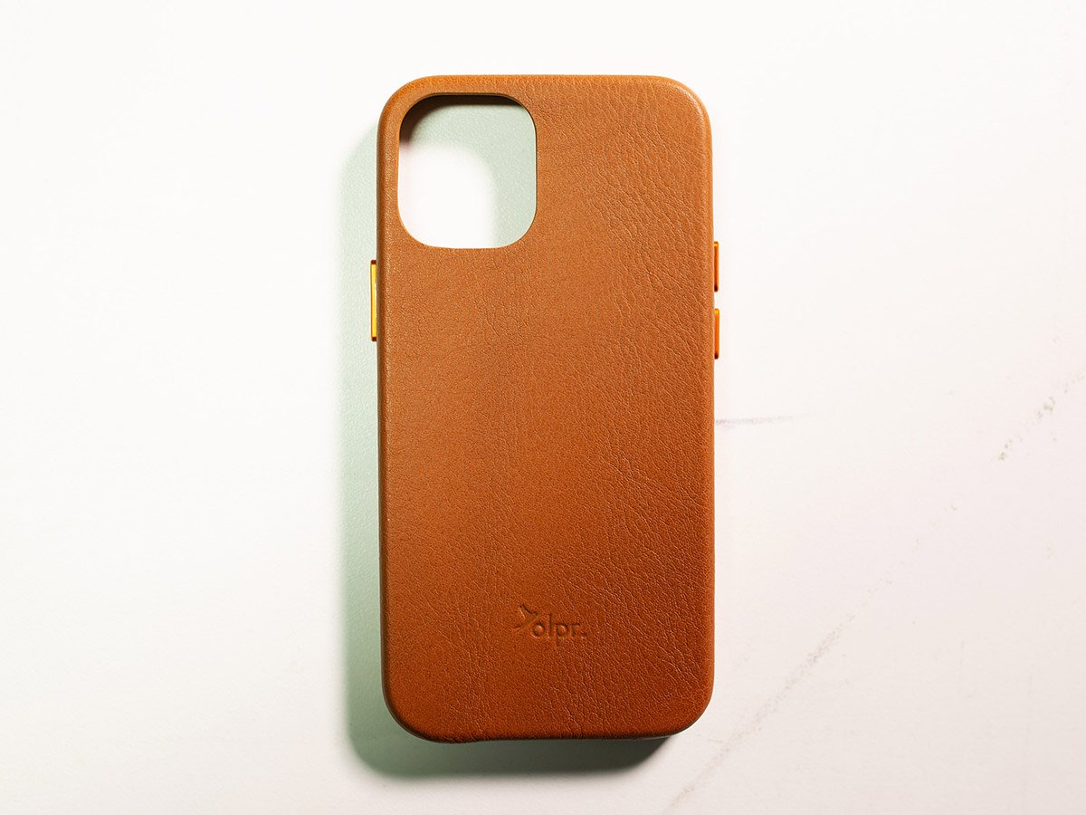Olpr leather case for iPhone