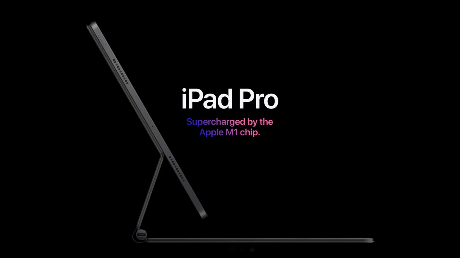 2021 iPad Pro with M1 processor