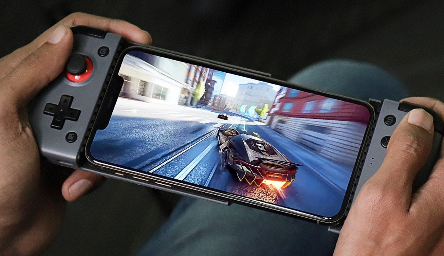 GameSir X2 Bluetooth Mobile Gaming Controller works with iPhone and Android