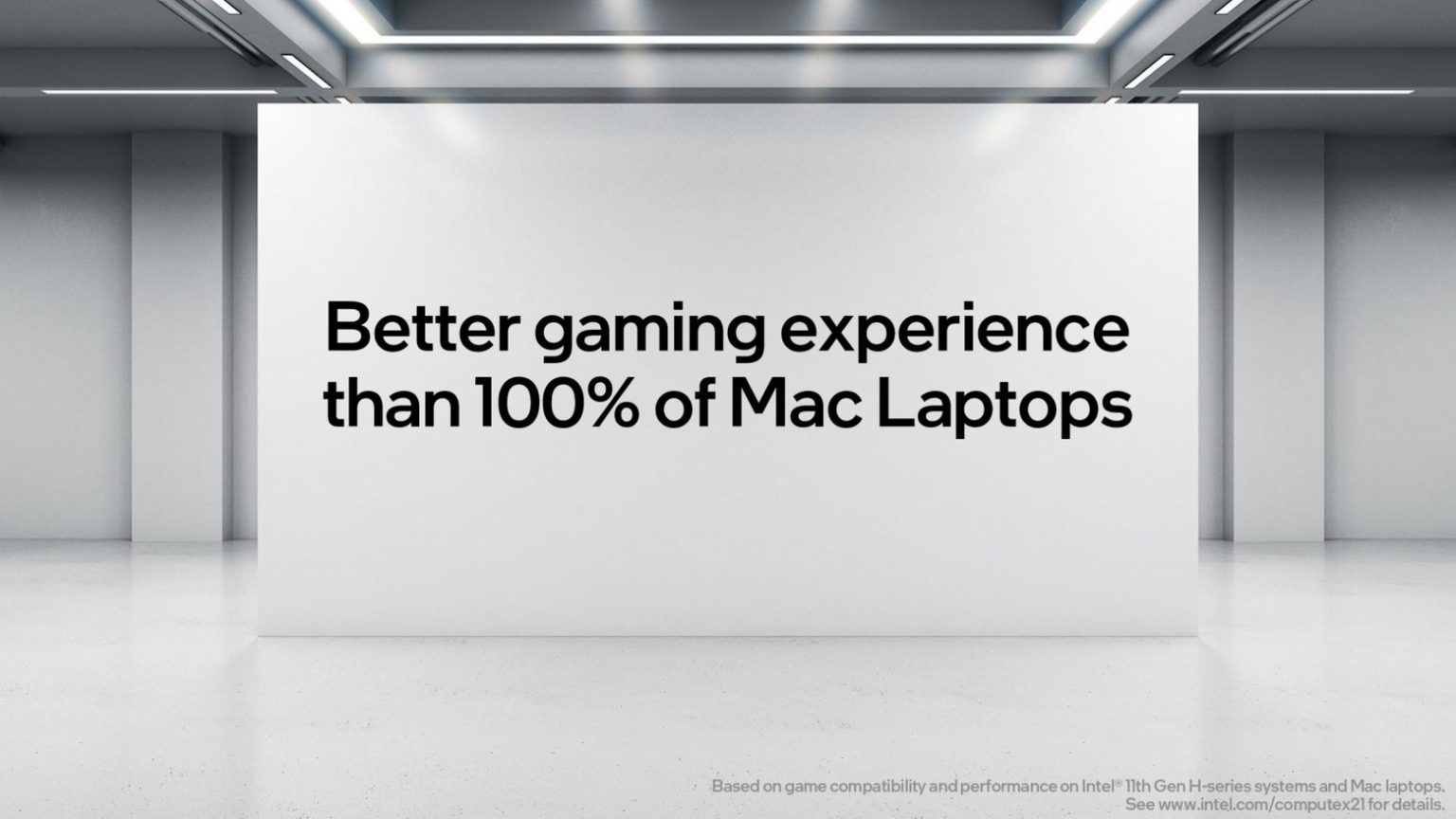 Intel urges Mac gamers to switch to Windows