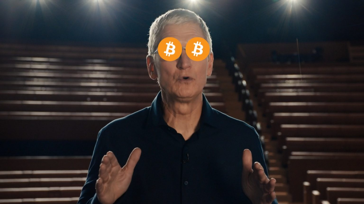 Apple could be cashing into cryptocurrency
