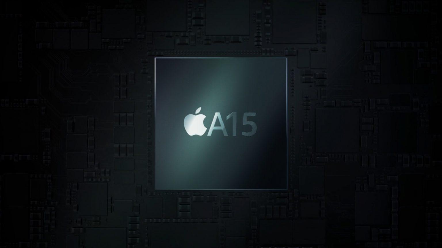 Apple A15 concept