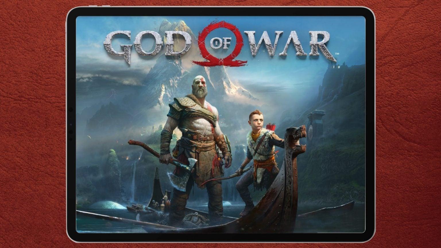 Sony God of War iPad