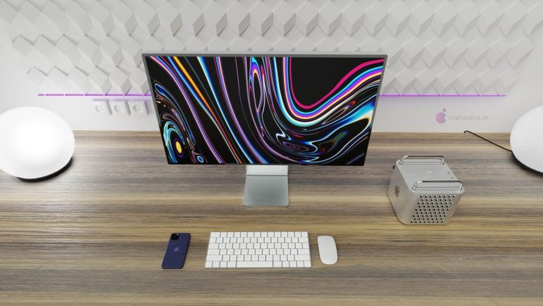 This Mac Pro mini concept is from svetapple.sk.