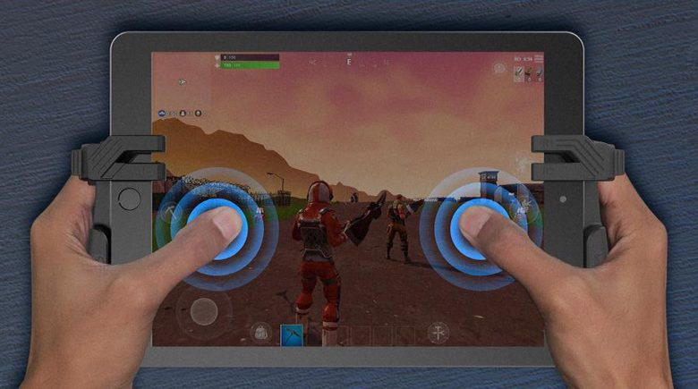 The GameSir F7 Claw Tablet Game Controller debuted later in May 2021.