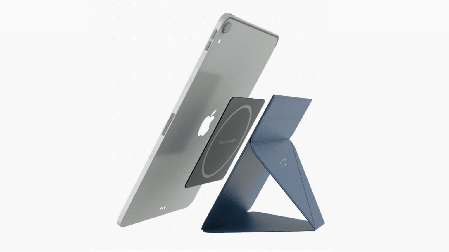Moft Snap Tablet Stand adds lightweight kickstand to iPad