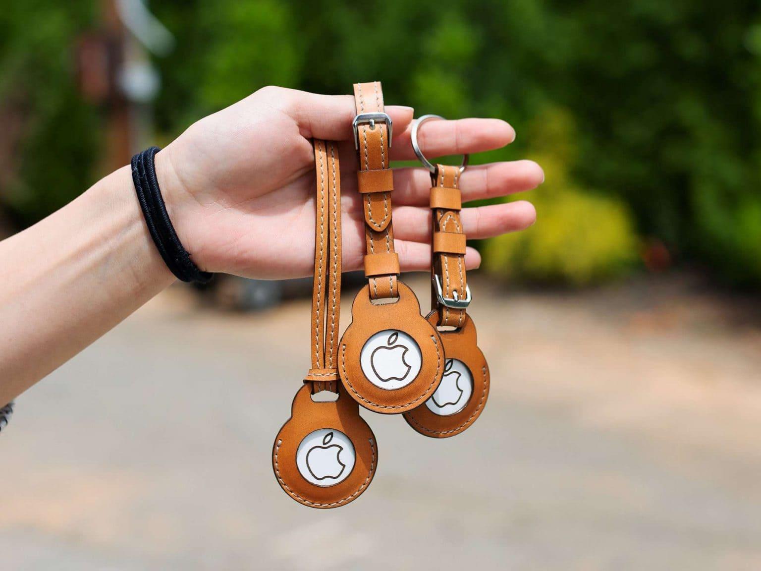 Olpr AirTag accessories