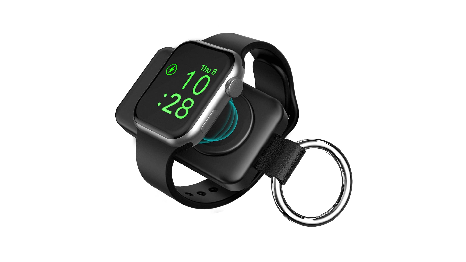 Portable battery for Apple Watch