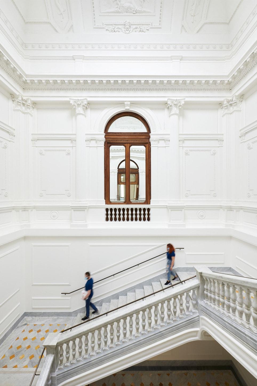 Grand Staircase Apple Via del Corso Rome