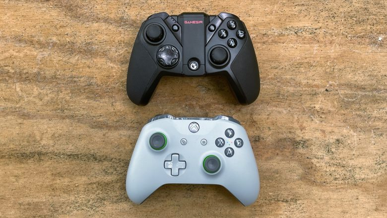 GameSir G4 Pro with Xbox Wireless Controller