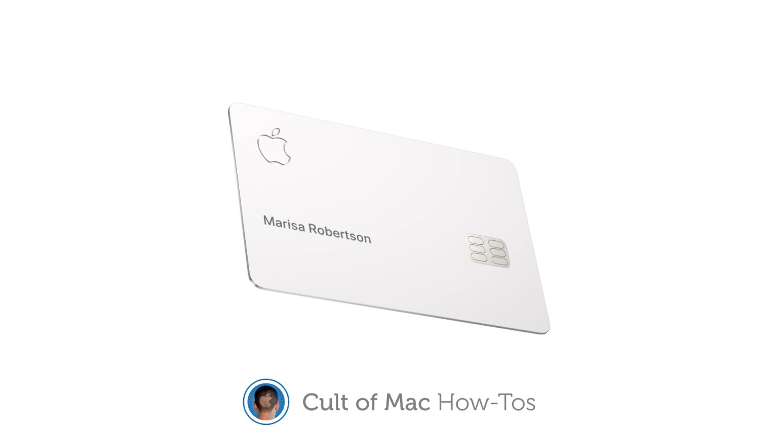 How to share Apple Card