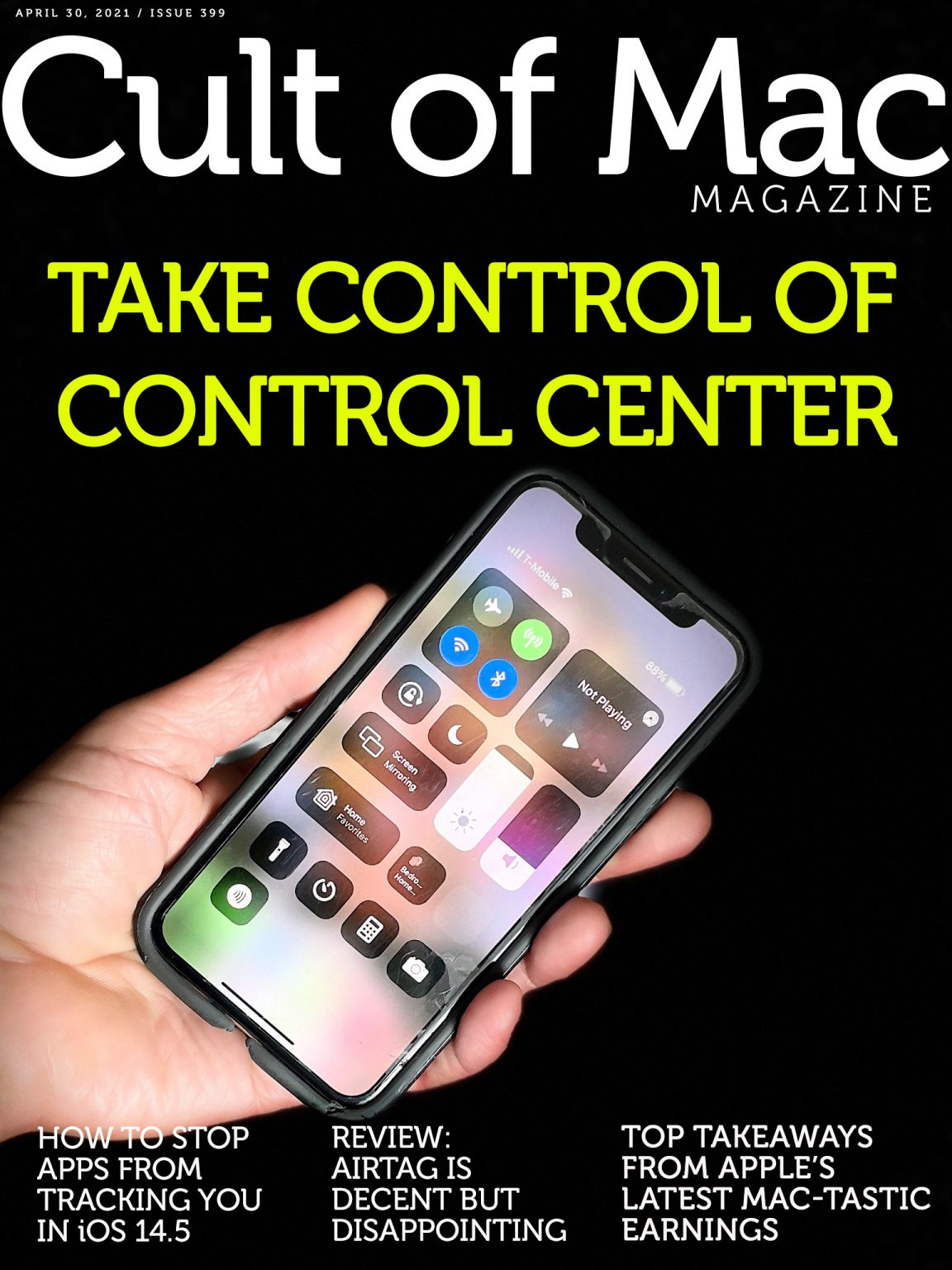 Take control of Control Center: Squeeze some extra utility out of your Apple gear with these Control Center tips.