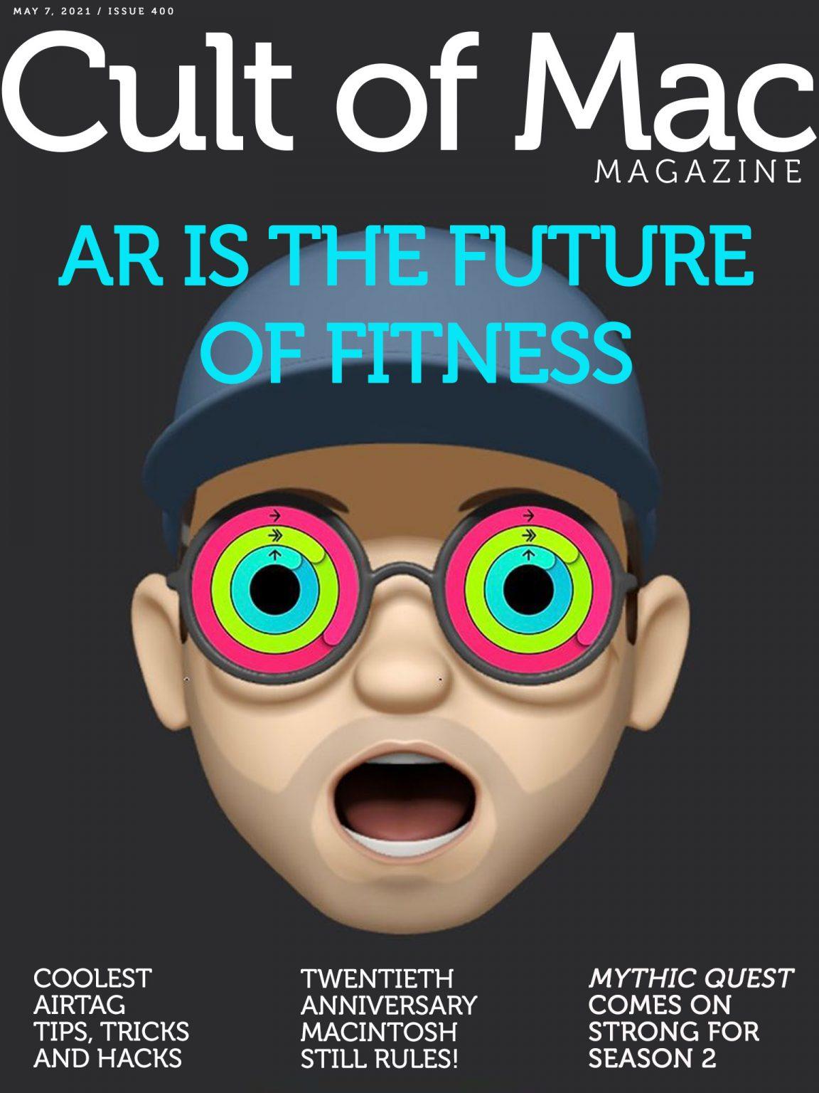 Apple AR glasses will turbocharge fitness.